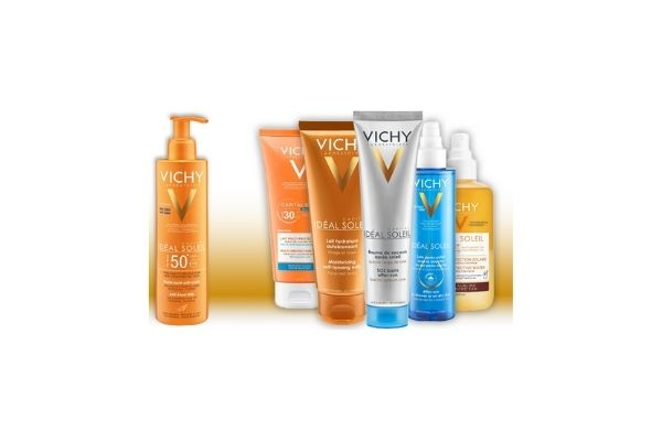 Vichy Gamme solaire